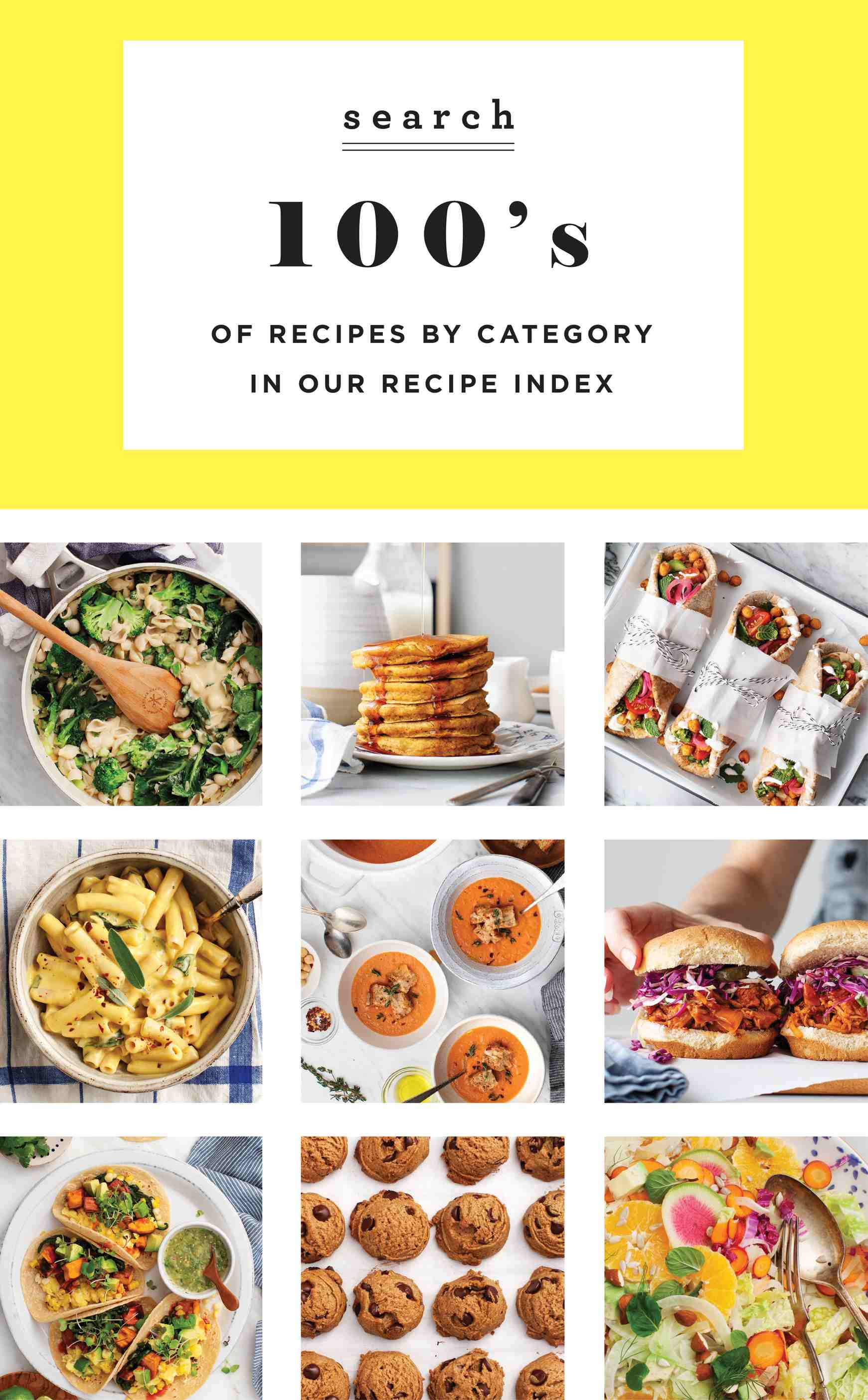 Love And Lemons Healthy Whole Food Vegan And Vegetarian Recipes