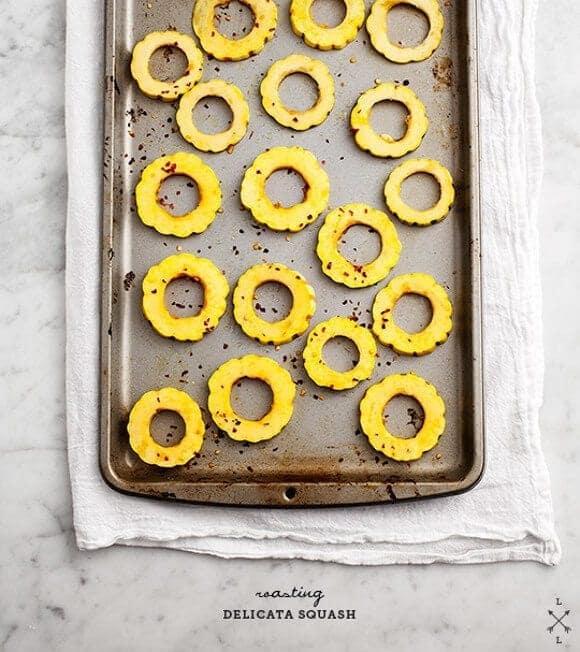 Roasted Delicata Squash | Love & Lemons