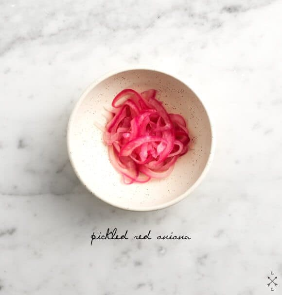 pickled onions // loveandlemons.com