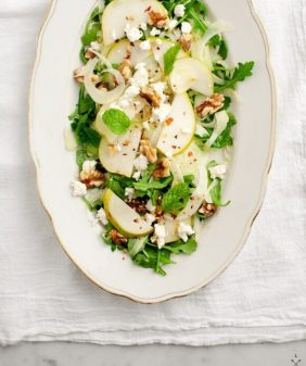 Pear & Fennel Salad // loveandlemons.com