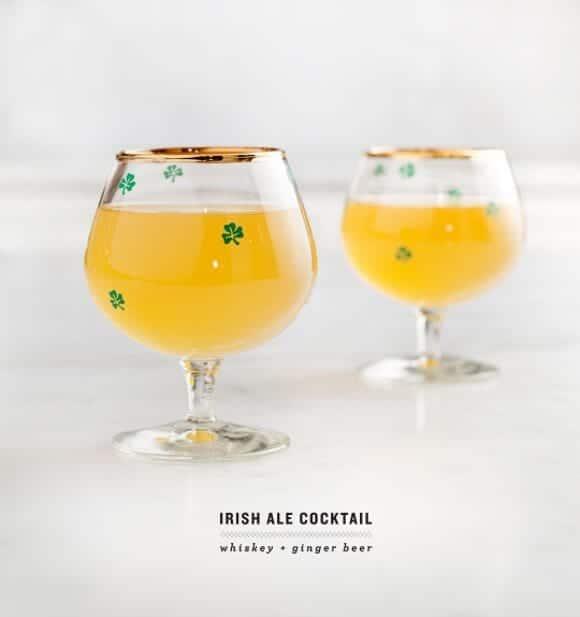 irish ale cocktail / loveandlemons.com