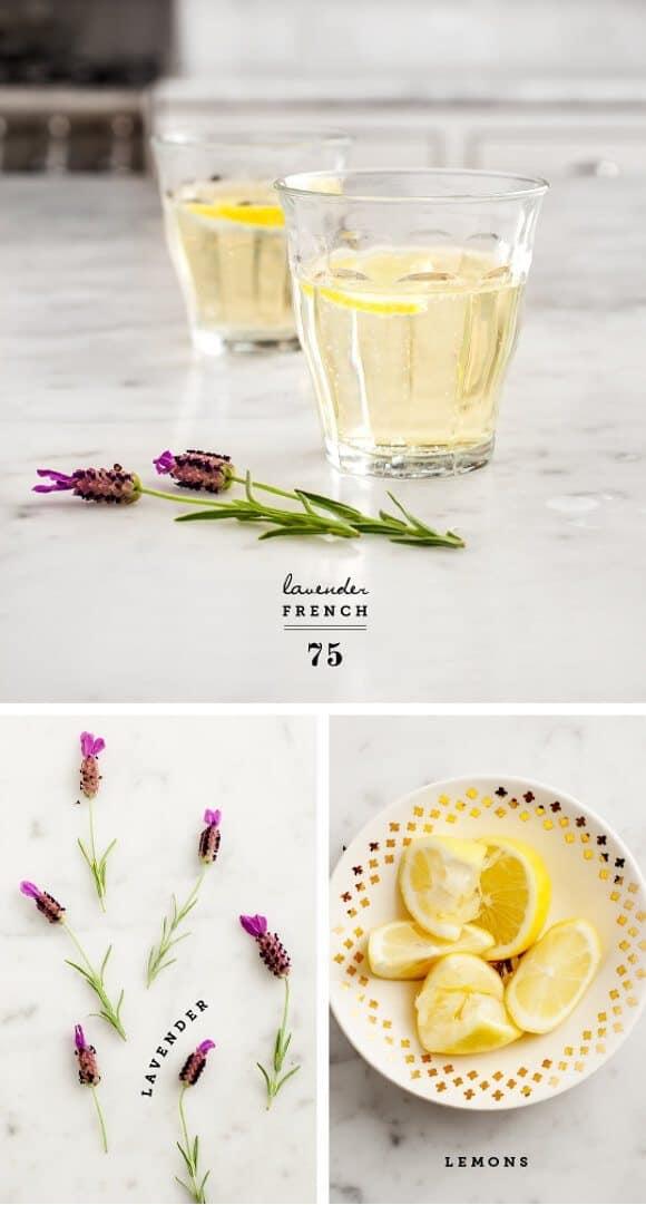 Lavender French 75