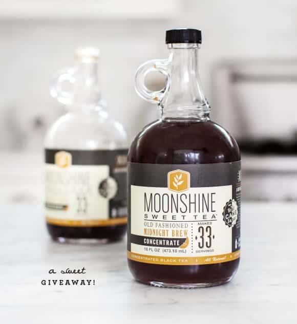 moonshine sweet tea giveaway / loveandlemons.com