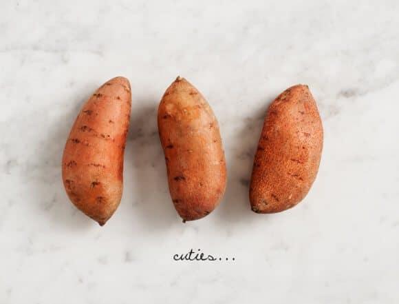 (healthy) loaded baked sweet potatoes / loveandlemons.com