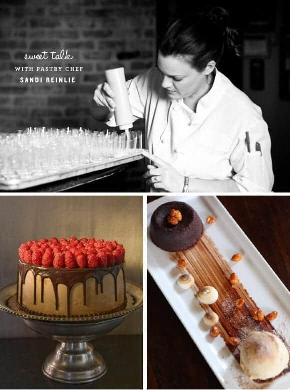 Austin Food and Wine: Sandi Reinlie pastry chef at Vespaio
