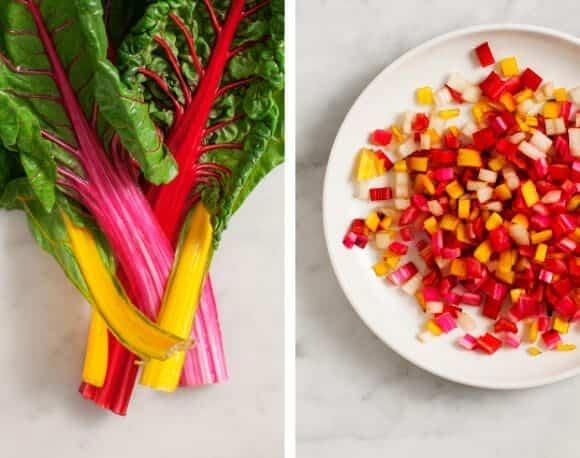 pickled chard stems / loveandlemons.com