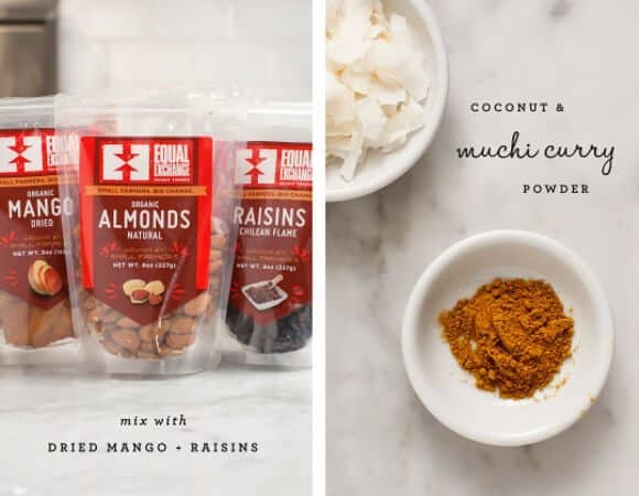 sweet curried almonds / loveandlemons.com