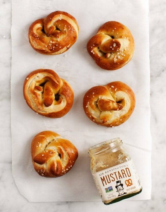 Vegan Soft Baked Pretzels Recipe