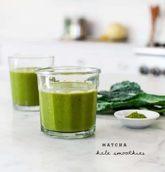Super Green Kale Smoothie