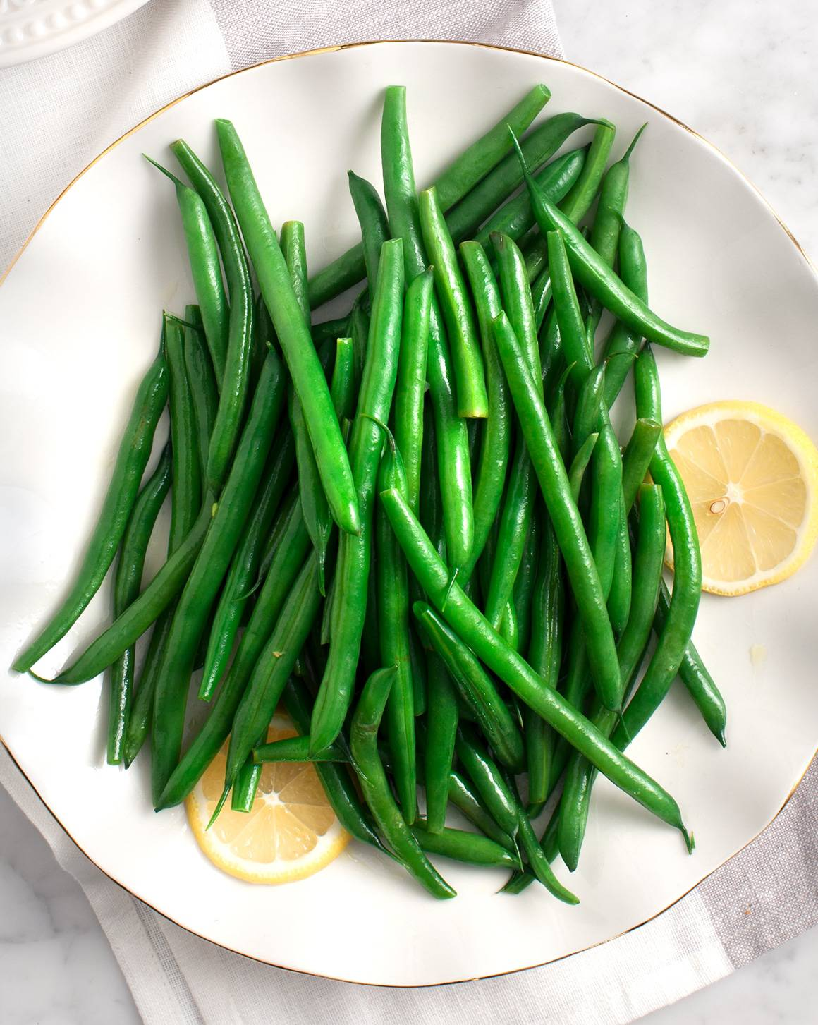 How To Cook Fresh Green Beans Recipe Love And Lemons