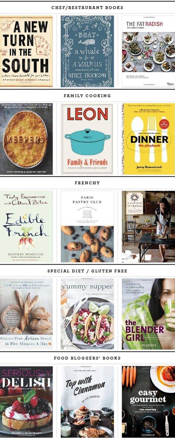 2014 Cookbook Gift Guide / www.loveandlemons.com