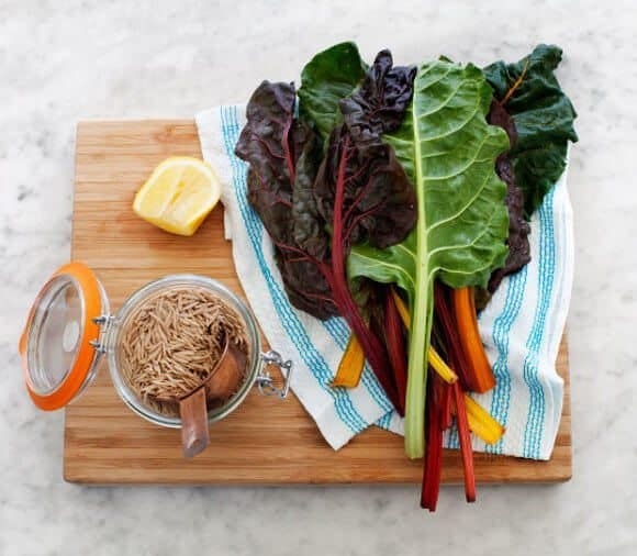 Rainbow Chard Bowls Recipe Love And Lemons