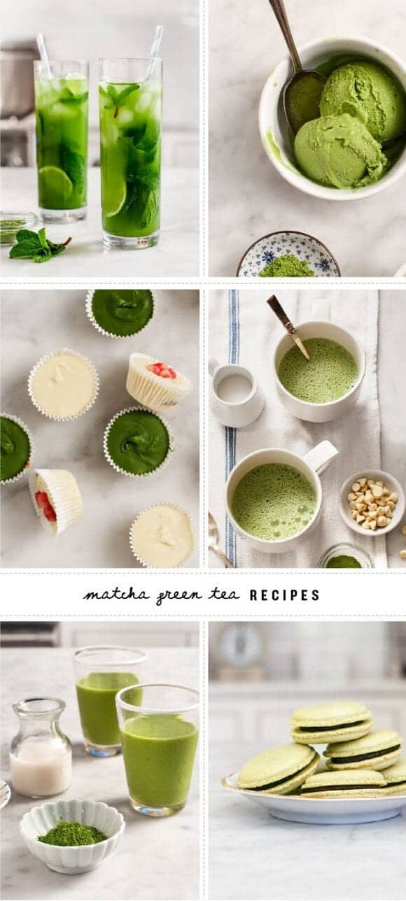 Matcha Recipes / loveandlemons.com