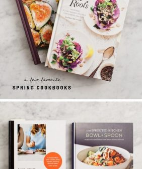 5-Day Meal Plan Recap + Grocery List - Love and Lemons