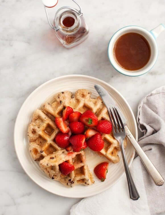 Best Homemade Waffles