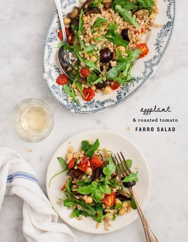 Best eggplant salad
