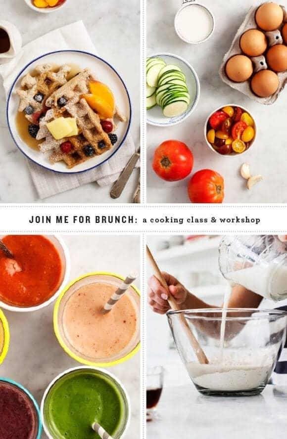 Love & Lemons Workshop & Cooking Class, August 22nd, Santa Monica