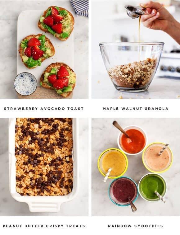 Healthy After School Snacks / loveandlemons.com