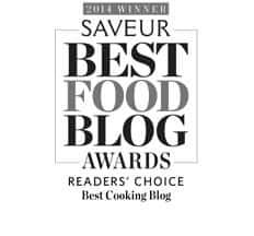 Saveur Food Blog 2014