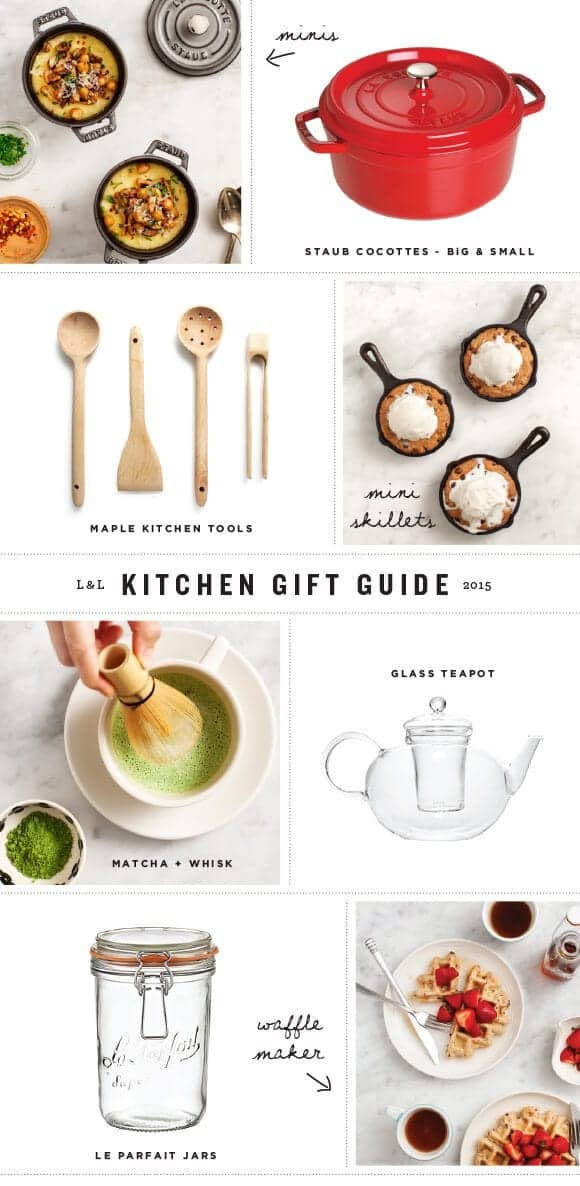 Kitchen Gift Guide - Love & Lemons' favorite things for the kitchen