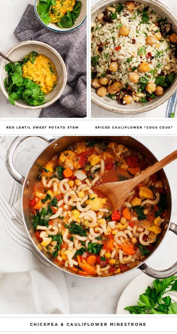 Healthy vegan dinner recipes love and lemons healthy vegan dinner recipes forumfinder Choice Image