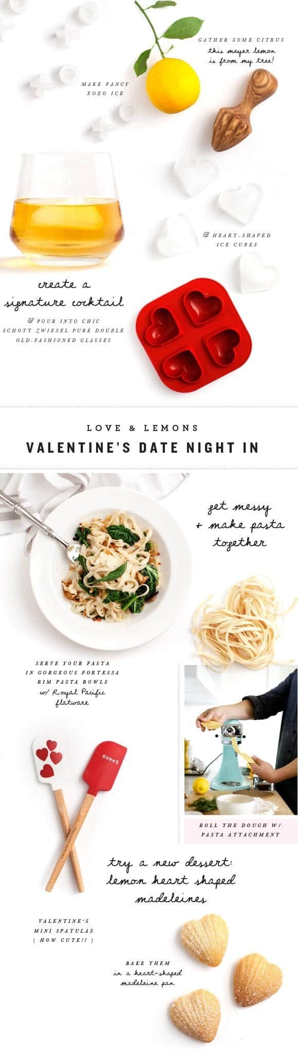 Love & Lemons Valentine's Date Night Ideas