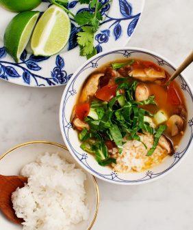 Easy Vegetarian Pho Recipe - Love and Lemons