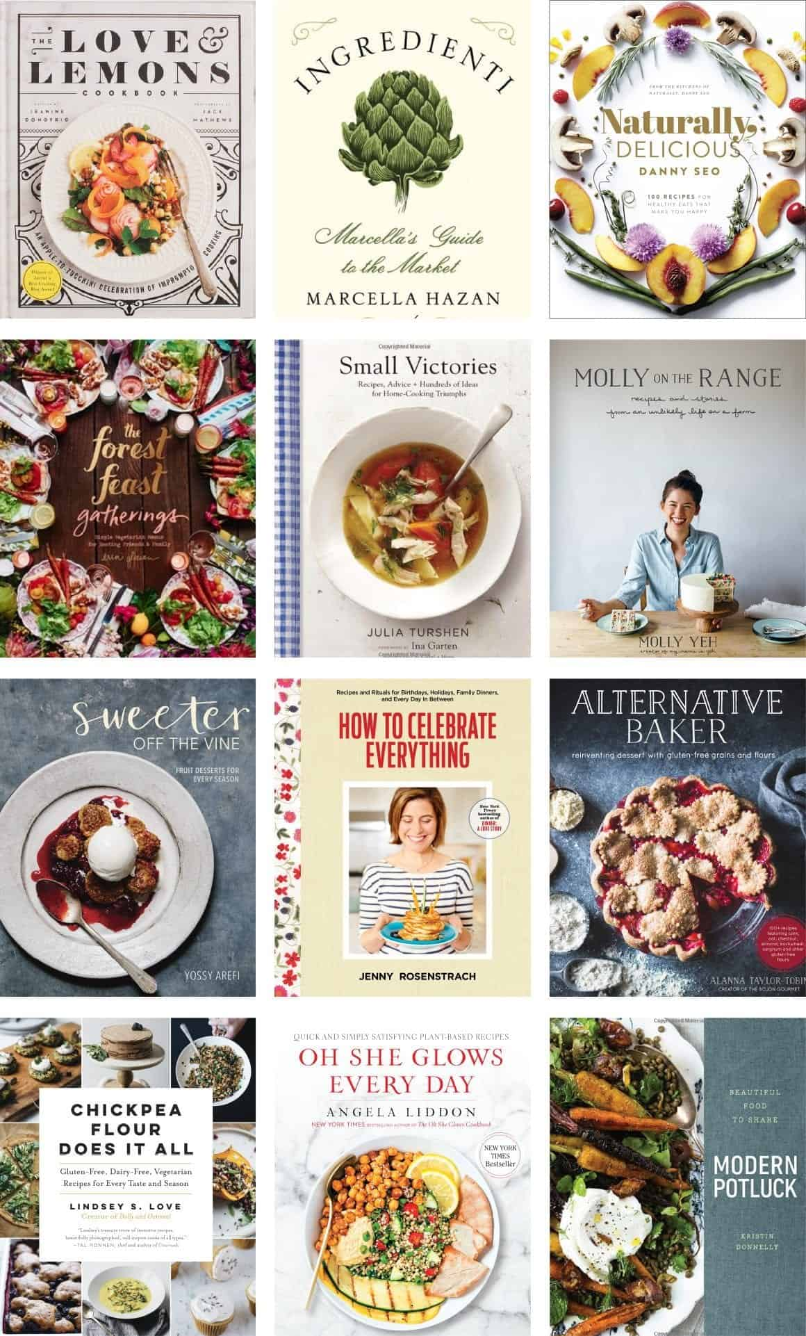 2016 Cookbook Gift Guide