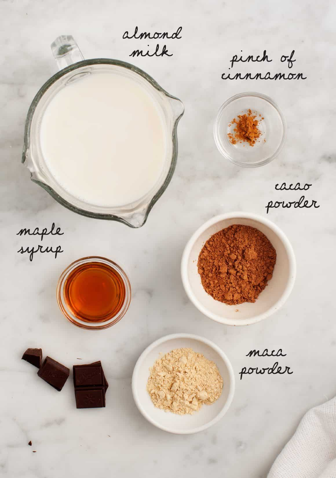 Healthy Hot Chocolate Recipe Love And Lemons
