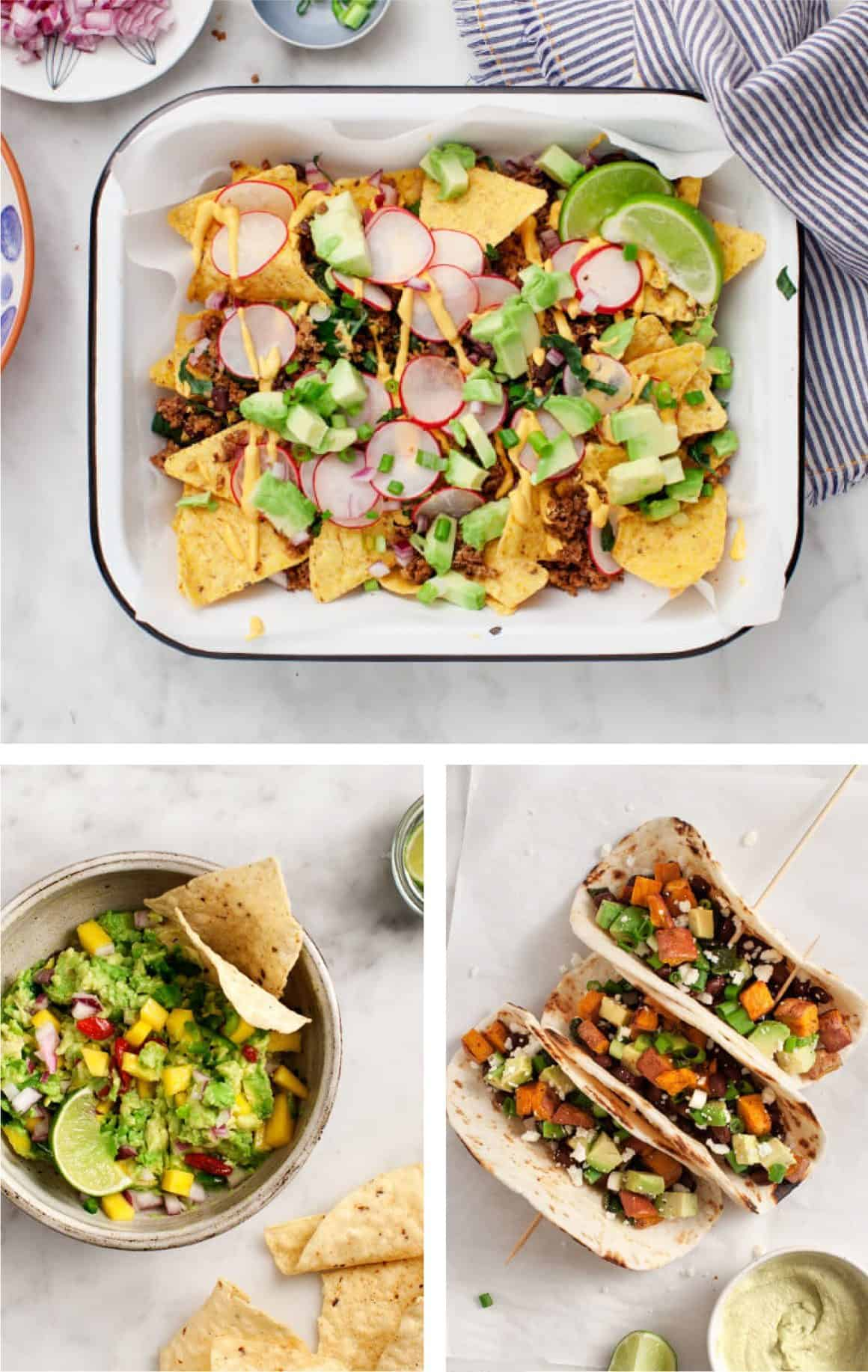Healthier Game Day Recipes