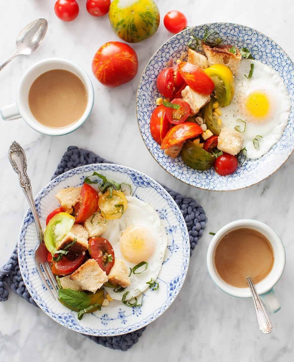 Breakfast Panzanella