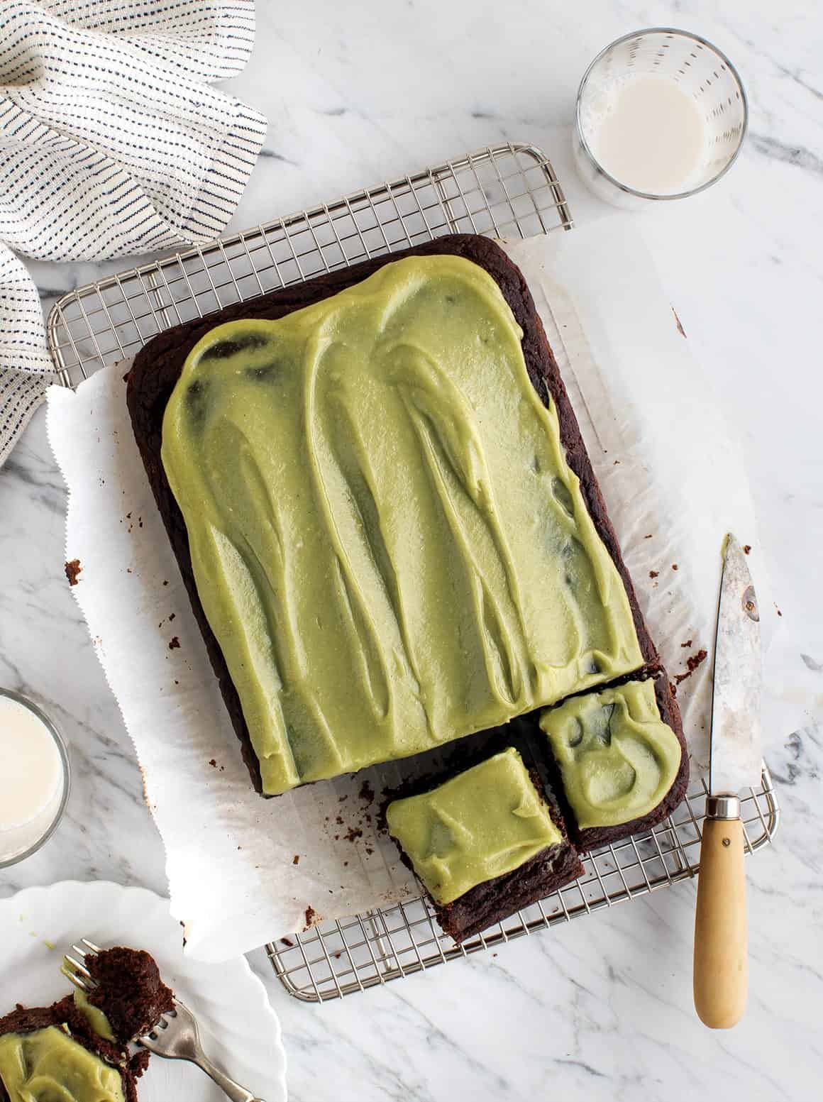 how to make matcha chocolate