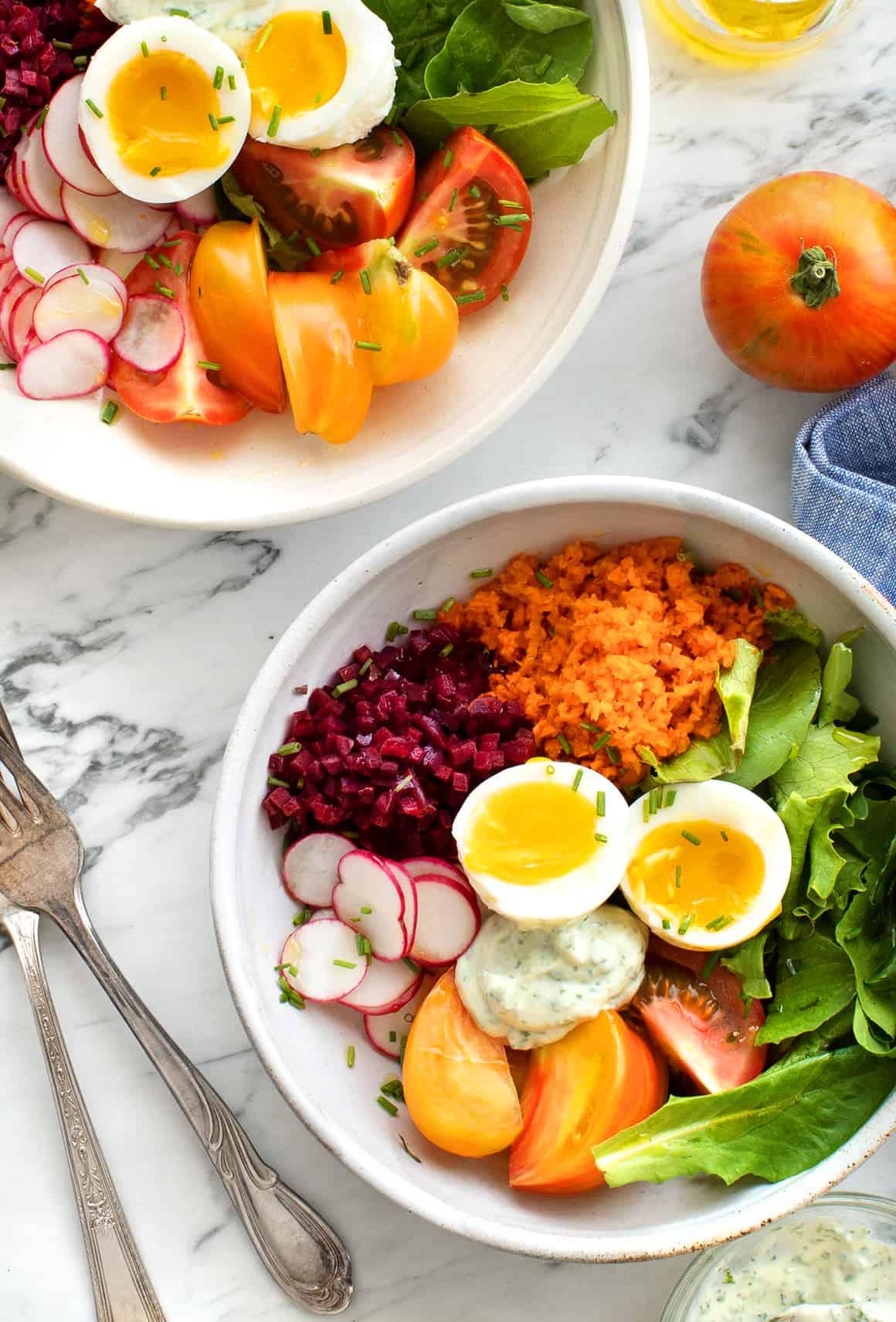 Farmers Market Breakfast Bowl