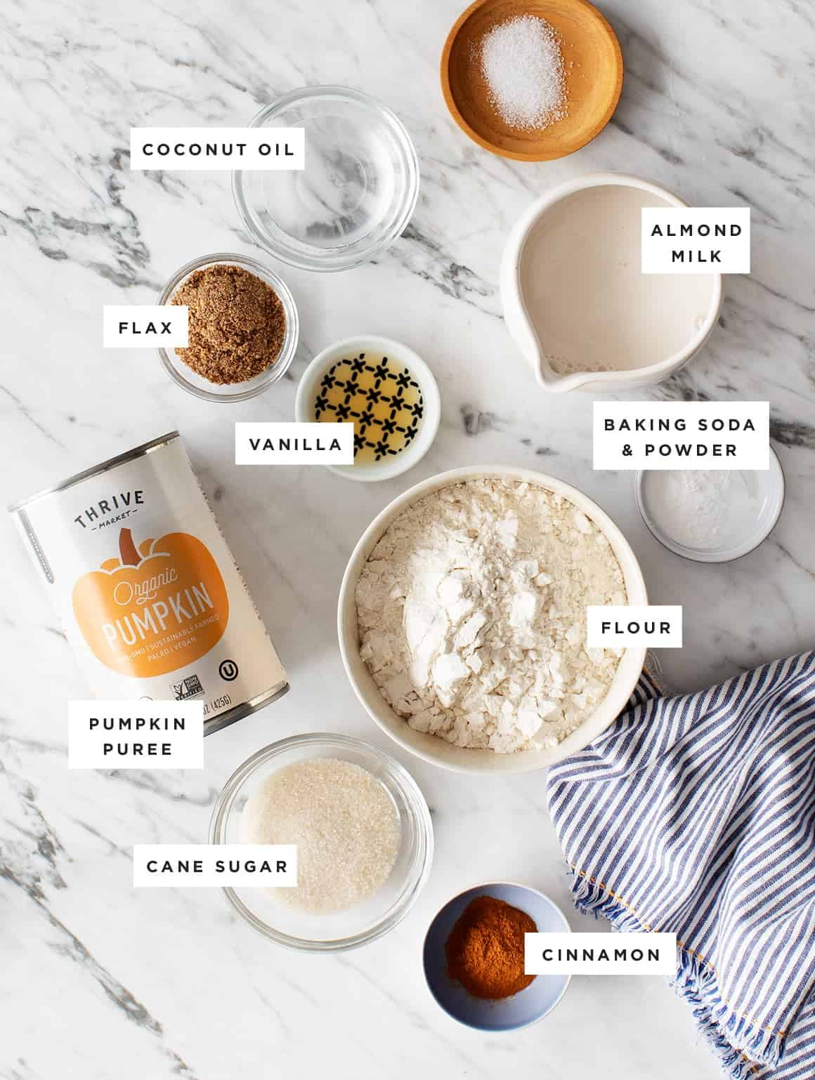 Pumpkin Pancake Recipe Ingredients