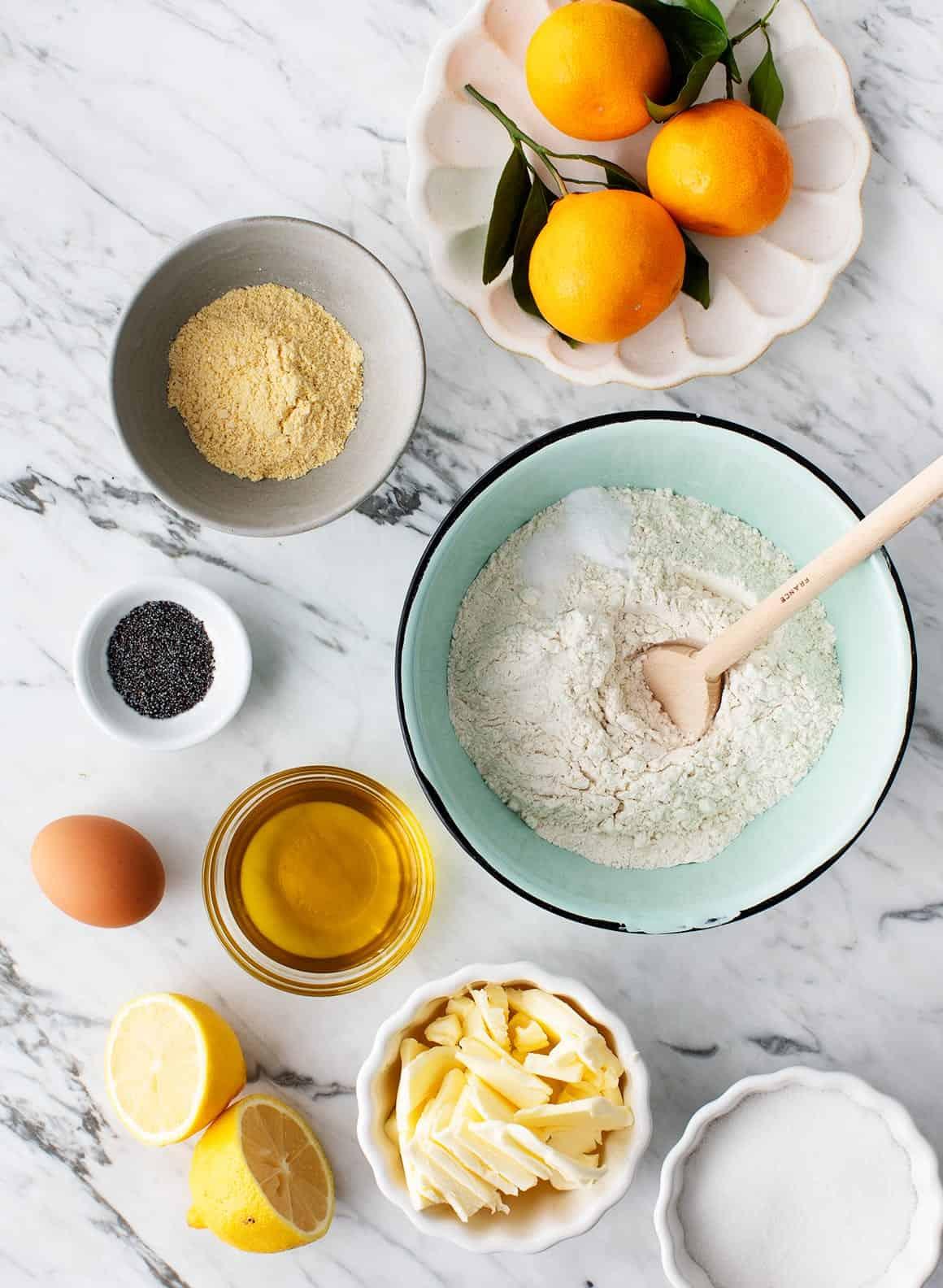 Lemon cookie recipe ingredients