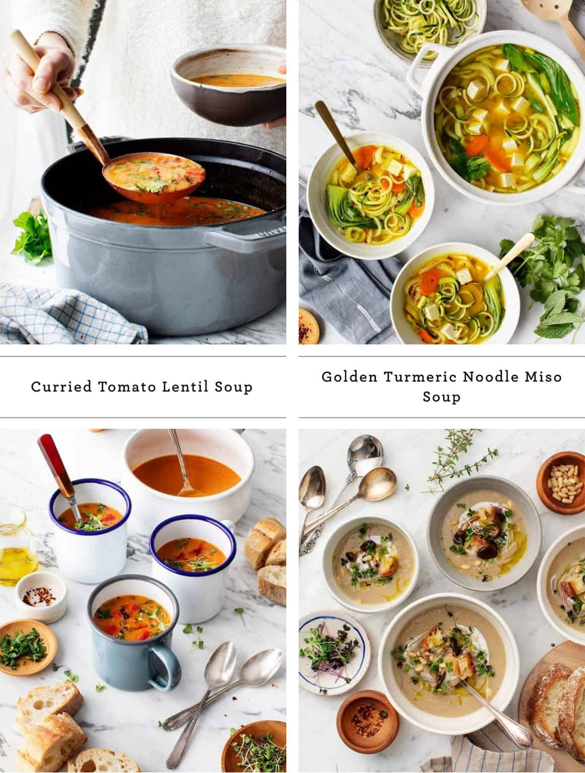 25 Best Soup Recipes Love And Lemons