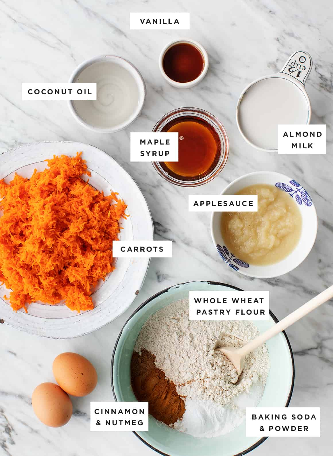 Best Carrot Cake Recipe Ingredients