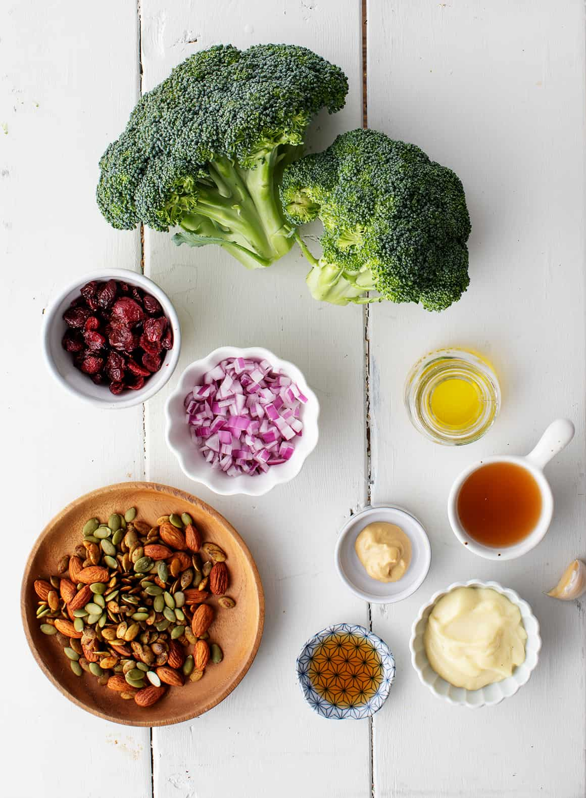 Best Broccoli Salad Recipe Love And Lemons