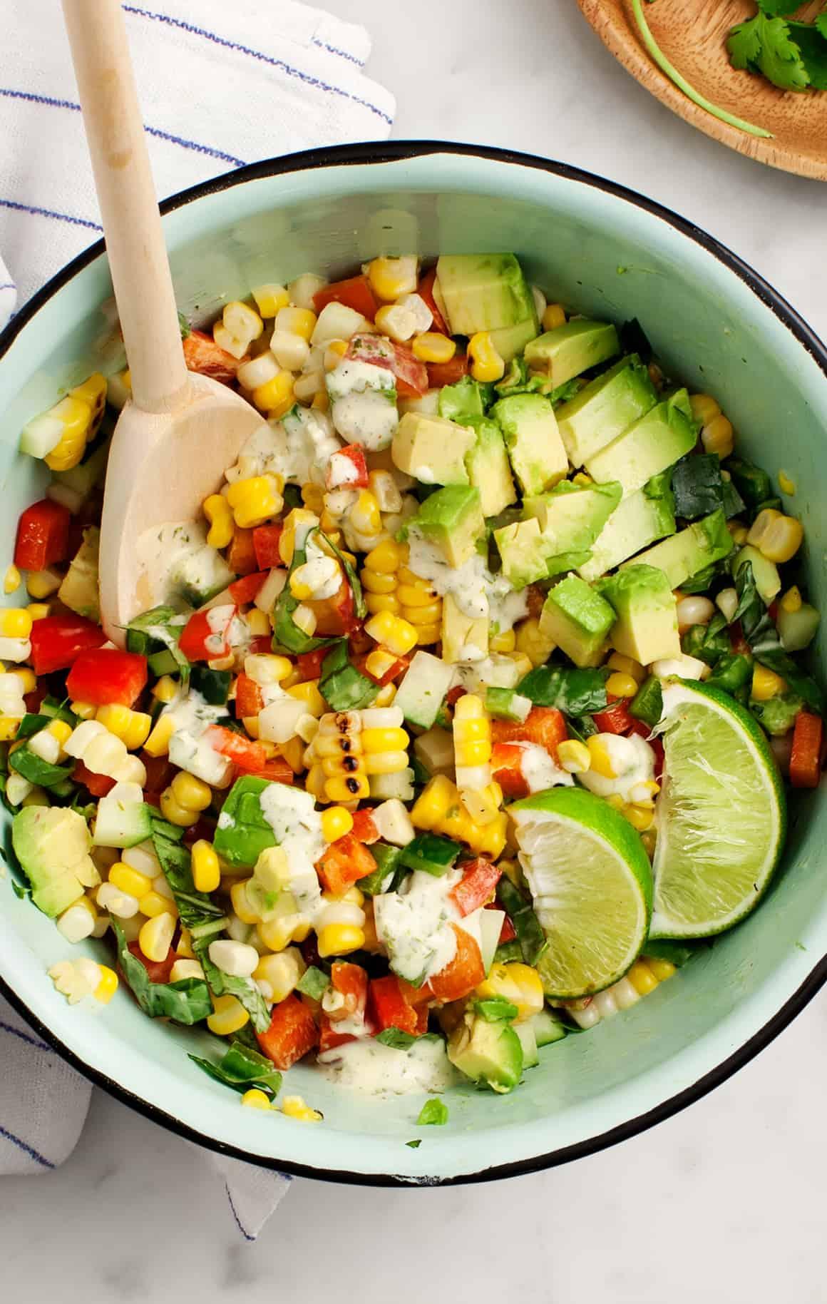 Best corn summer salads