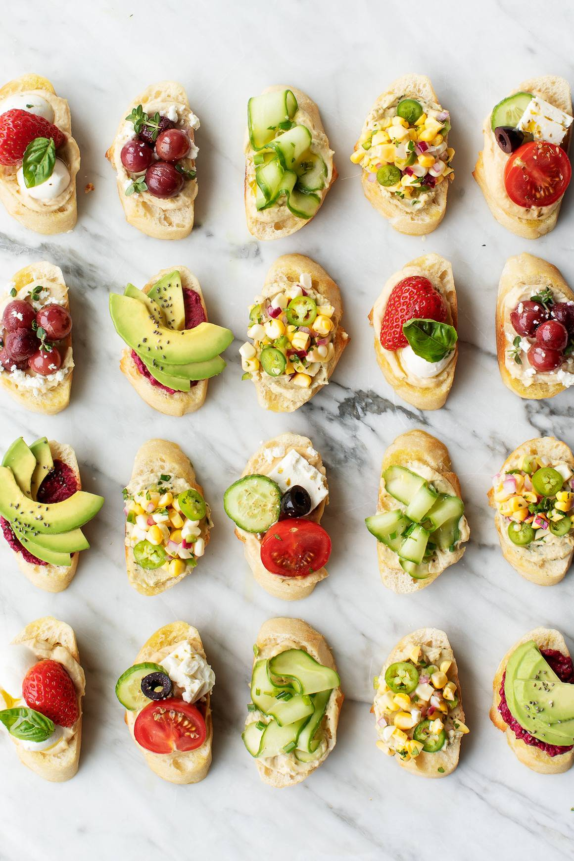 50 Easy Party Appetizers Recipes By Love And Lemons