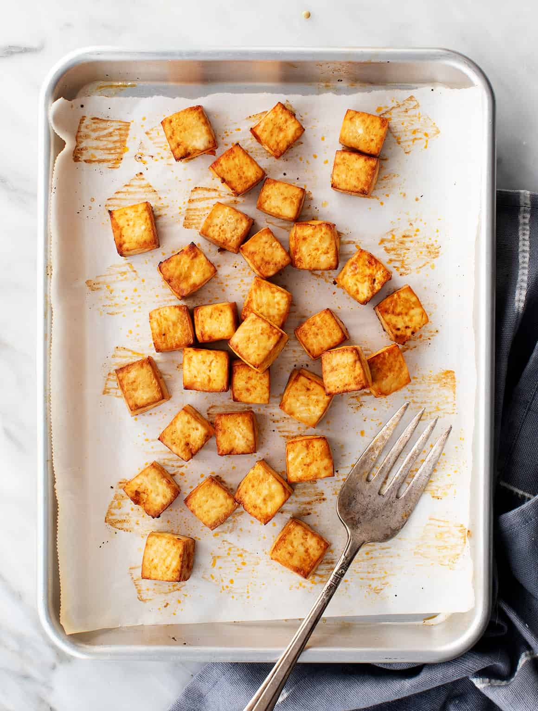 How to Cook Tofu Recipe - Love and Lemons