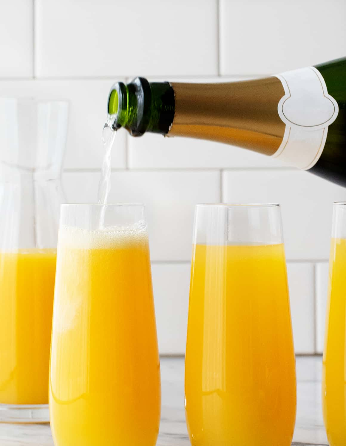 How to make mimosas