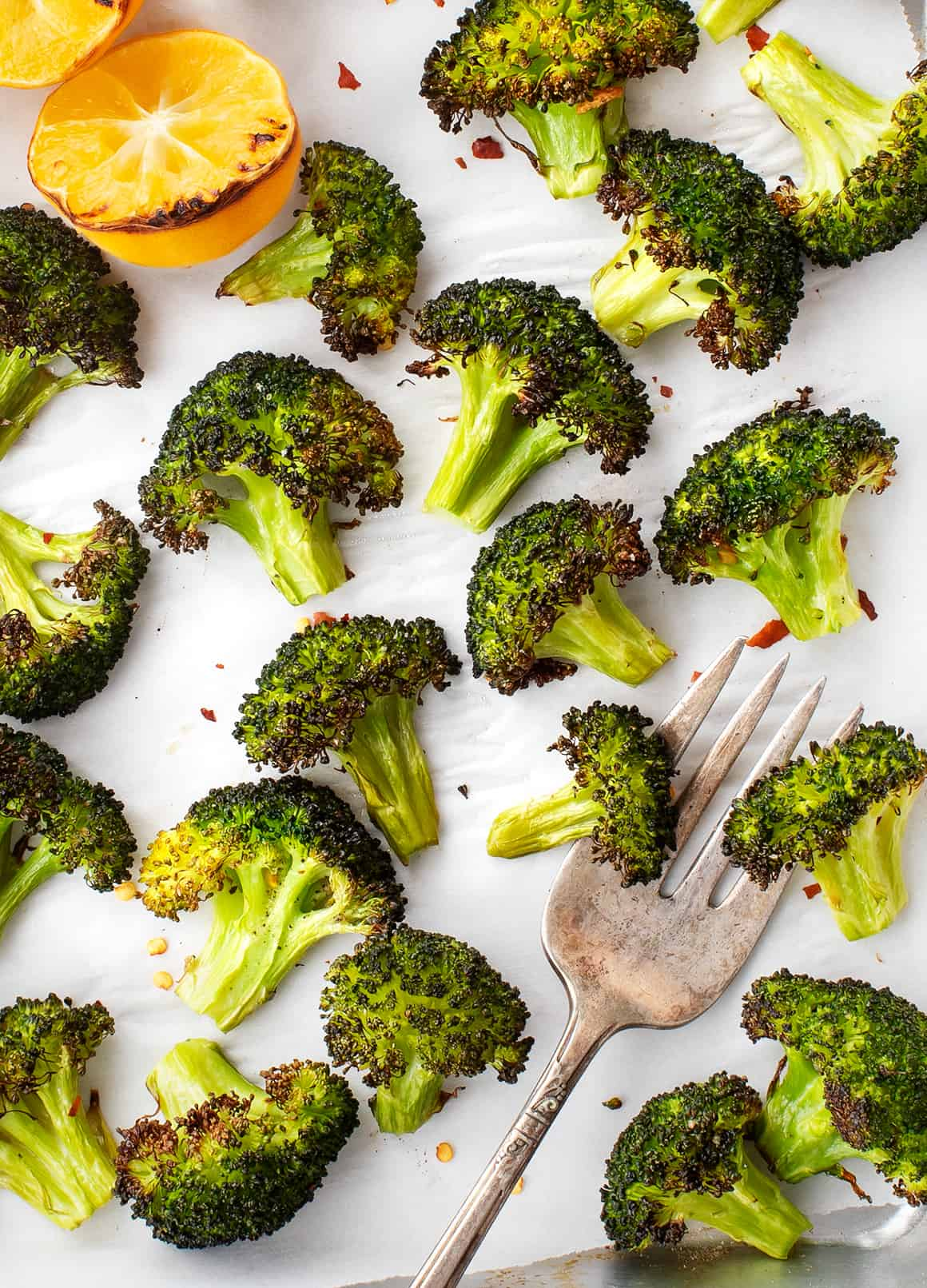Roasted Broccoli Recipe Love And Lemons