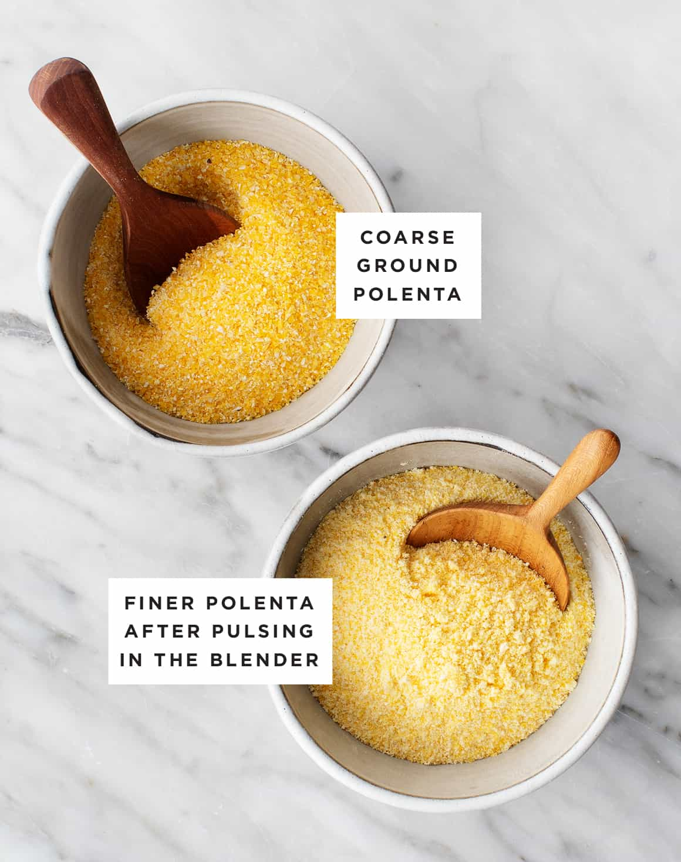 Creamy Polenta Recipe Love And Lemons