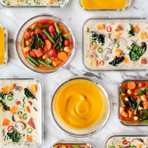 diet recipes that freeze well