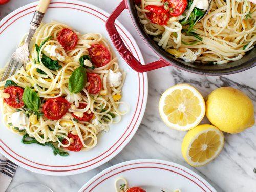 25 Easy Pasta Recipes Love And Lemons