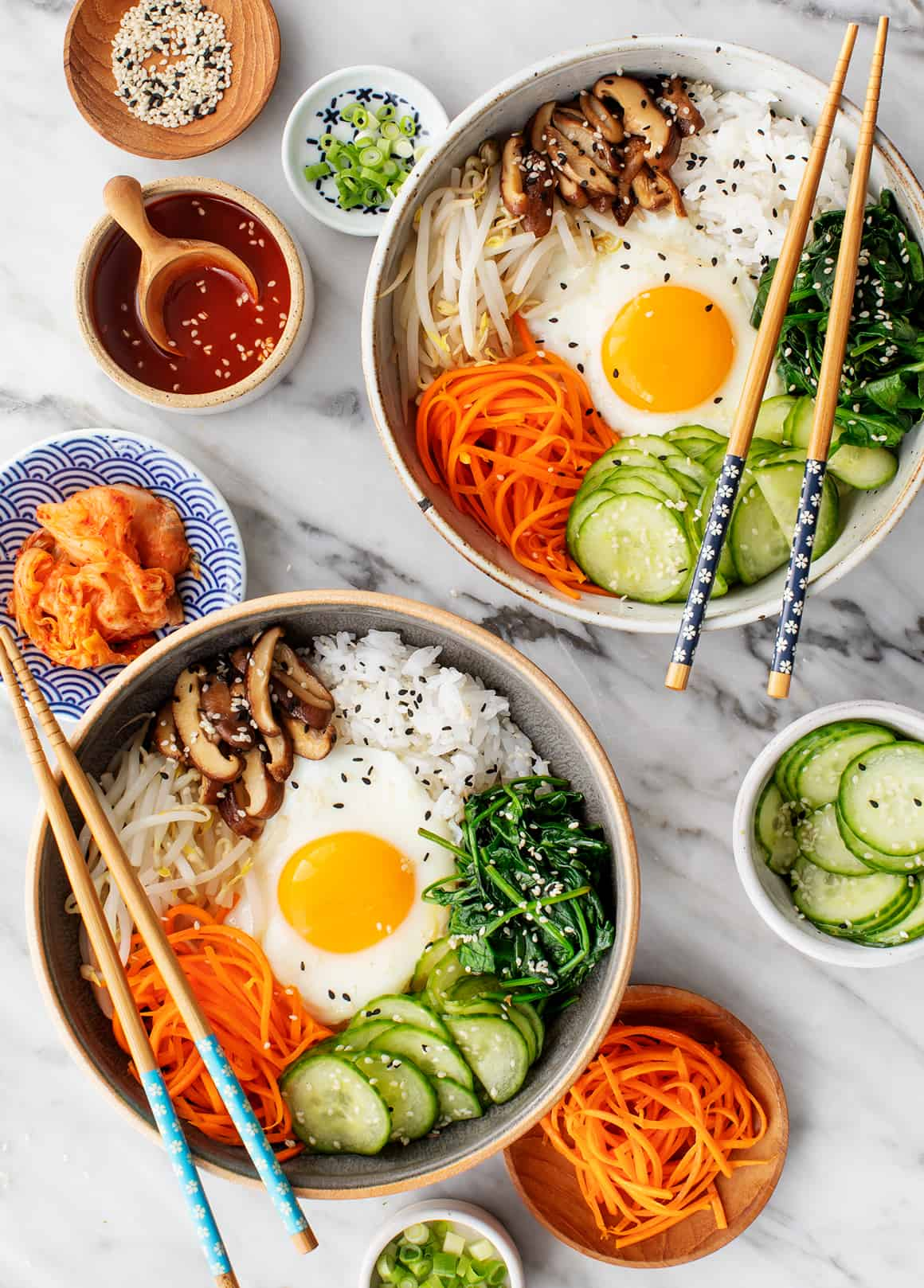 Bibimbap Recipe Love And Lemons