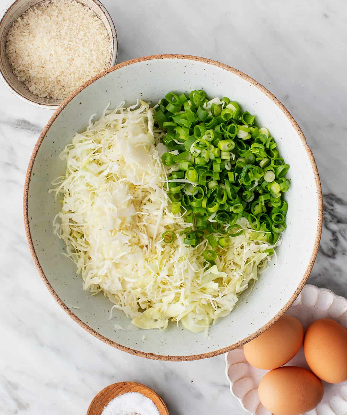 Okonomiyaki recipe ingredients
