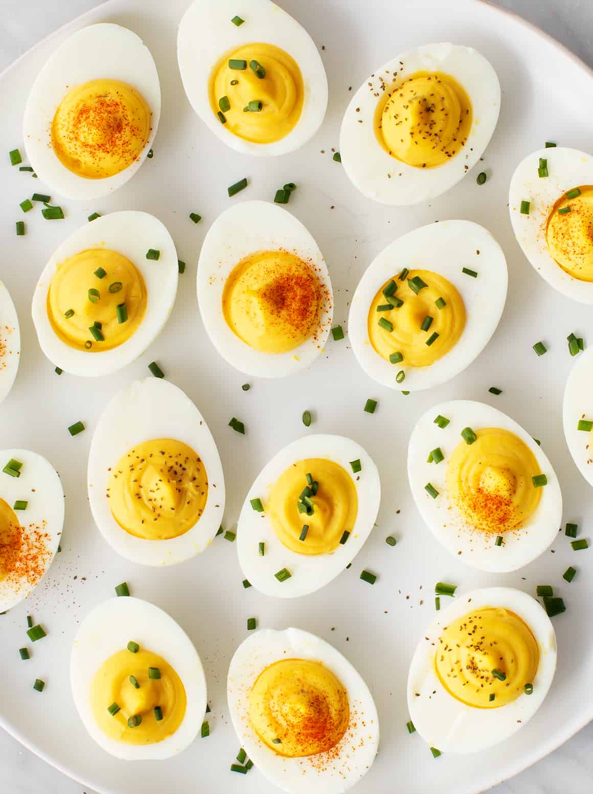 Best Deviled Eggs Recipe Love And Lemons