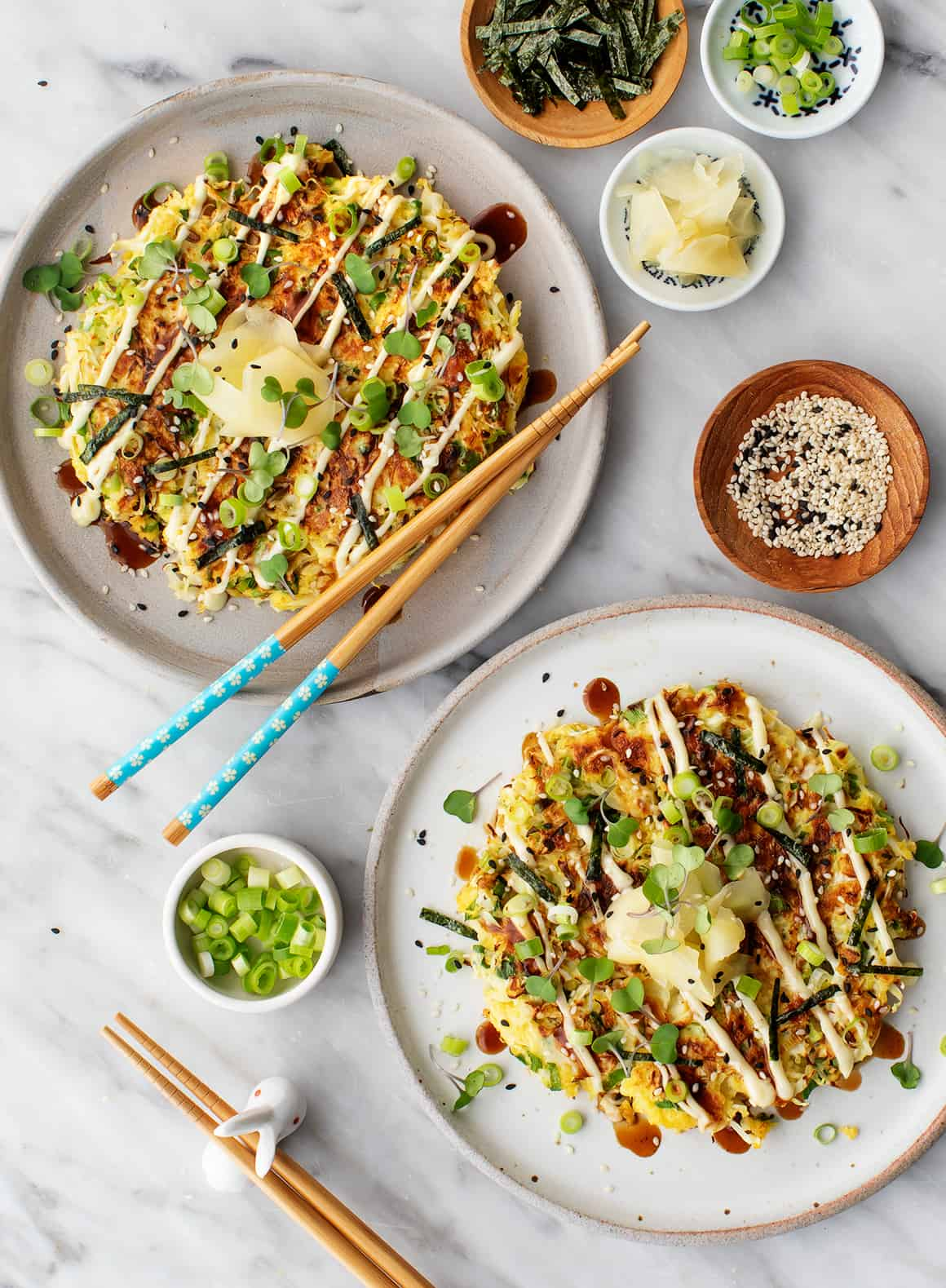 Okonomiyaki Recipe Love And Lemons
